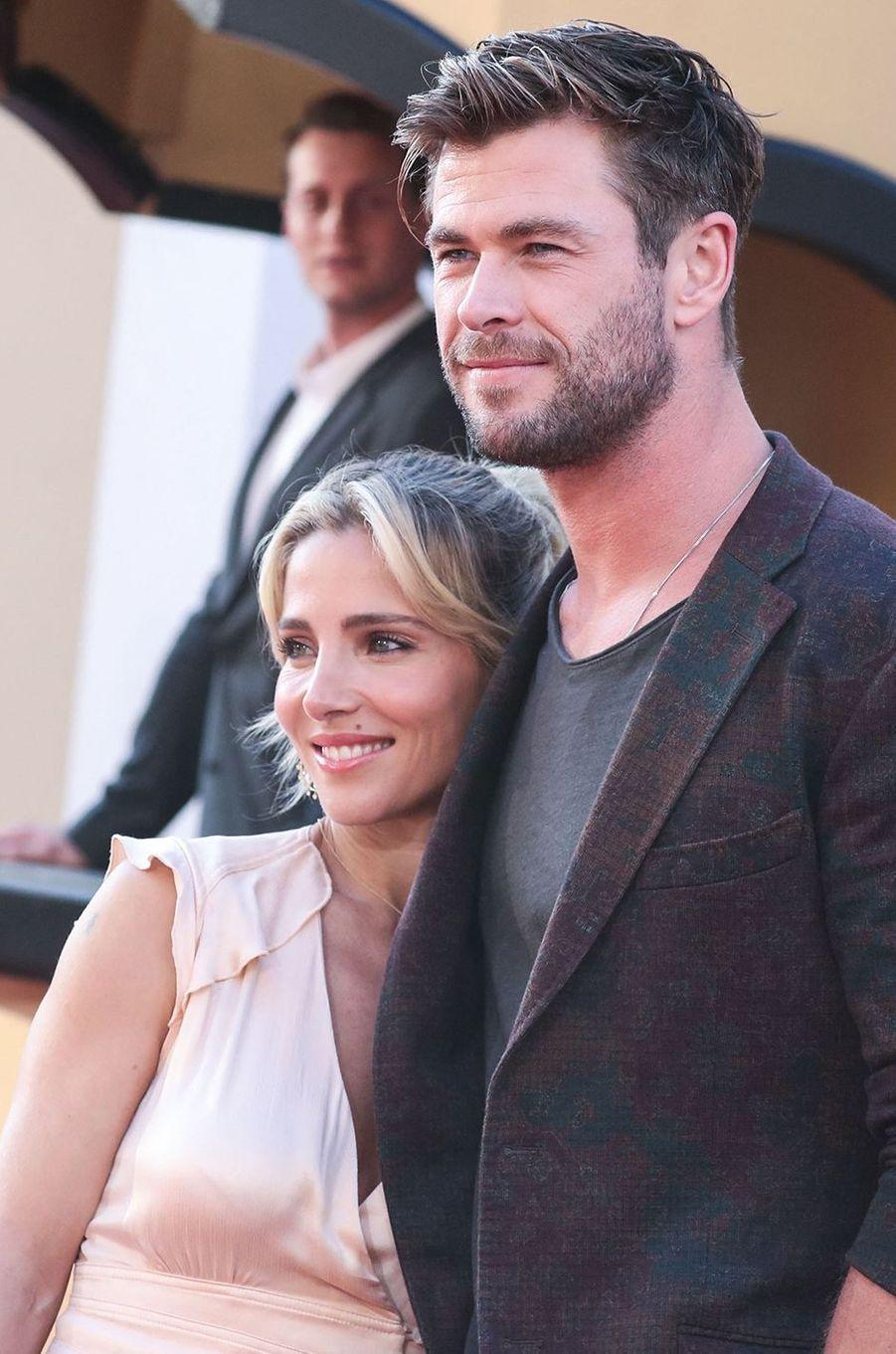 Elsa Pataky et Chris Hemsworth se sont mariés en 2010 après cinq mois de relation