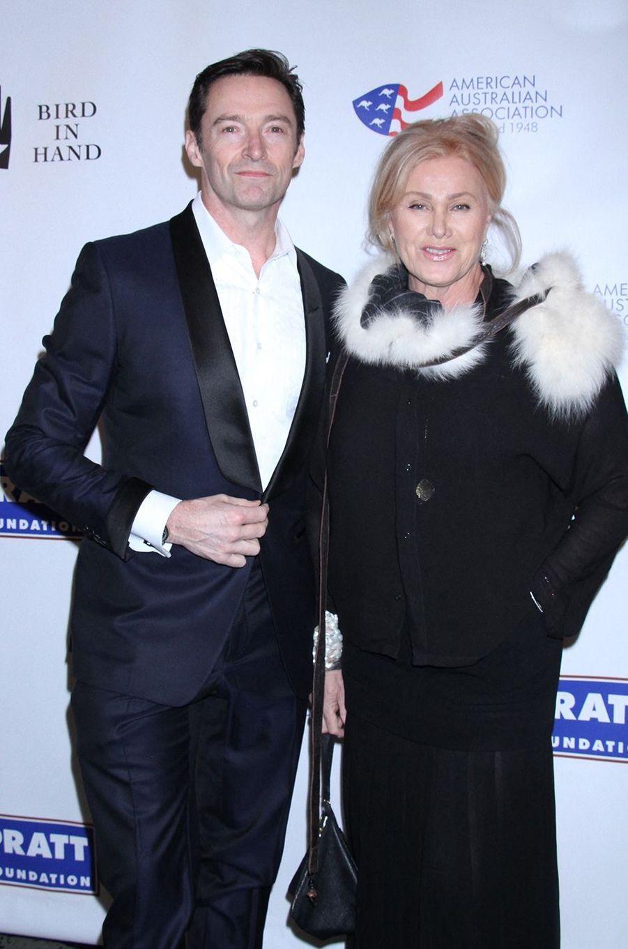 Hugh Jackman et Deborra-Lee Furness se sont mariés en 1996 après un an de relation