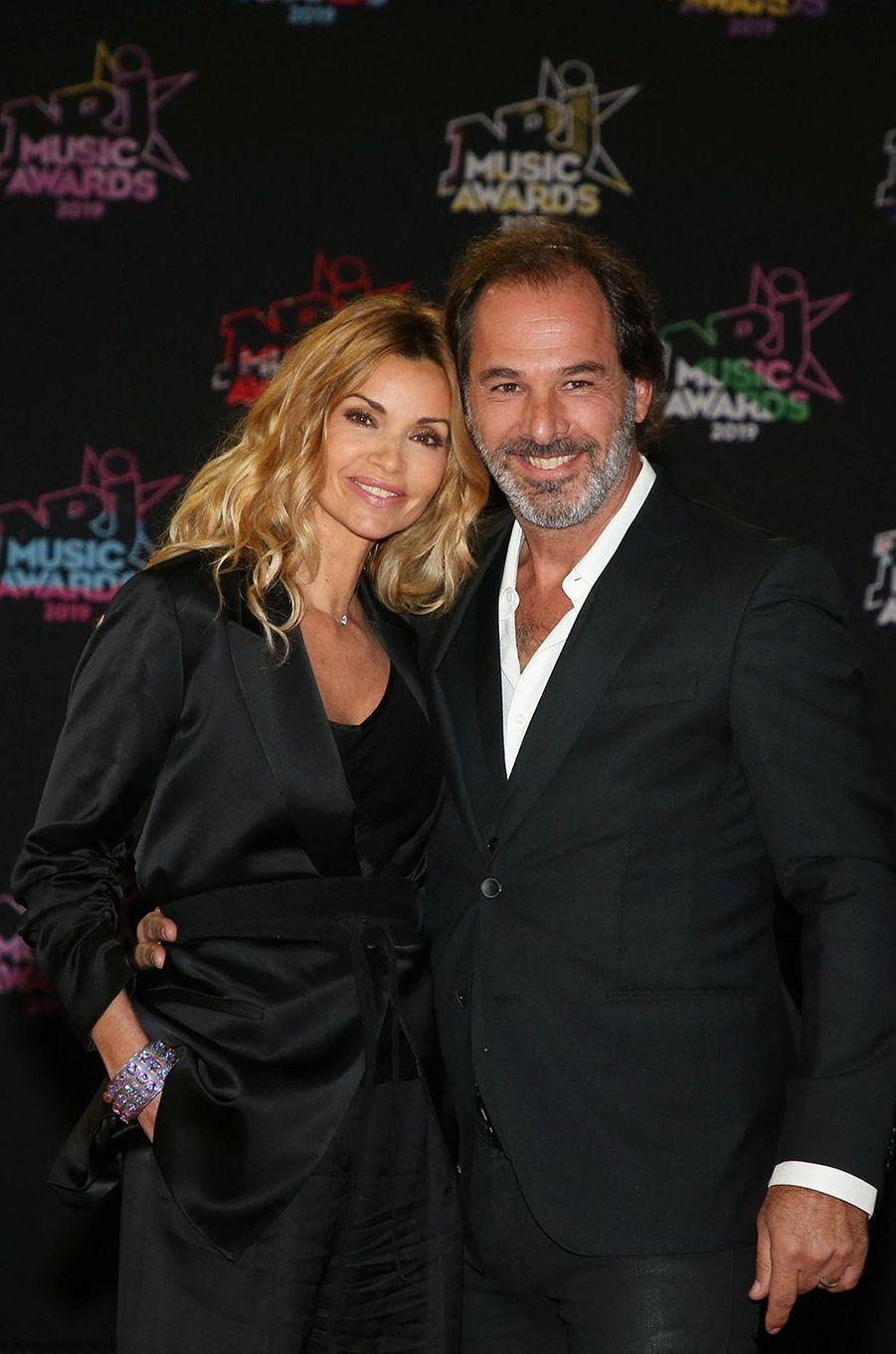 Ingrid Chauvin et Thierry Peythieu se sont mariés en 2011 après six mois de relation