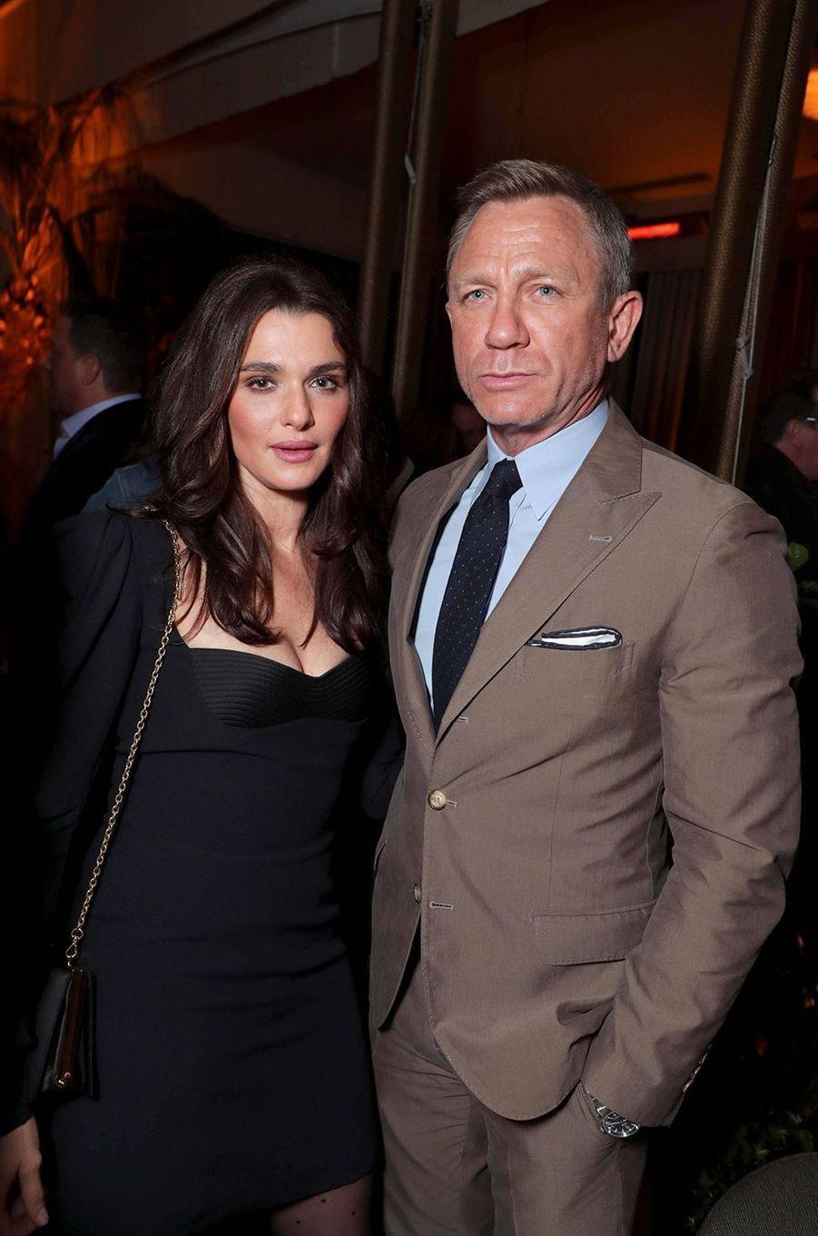 Rachel Weisz et Daniel Craig se sont mariés en 2011 après moins d'un an de relation