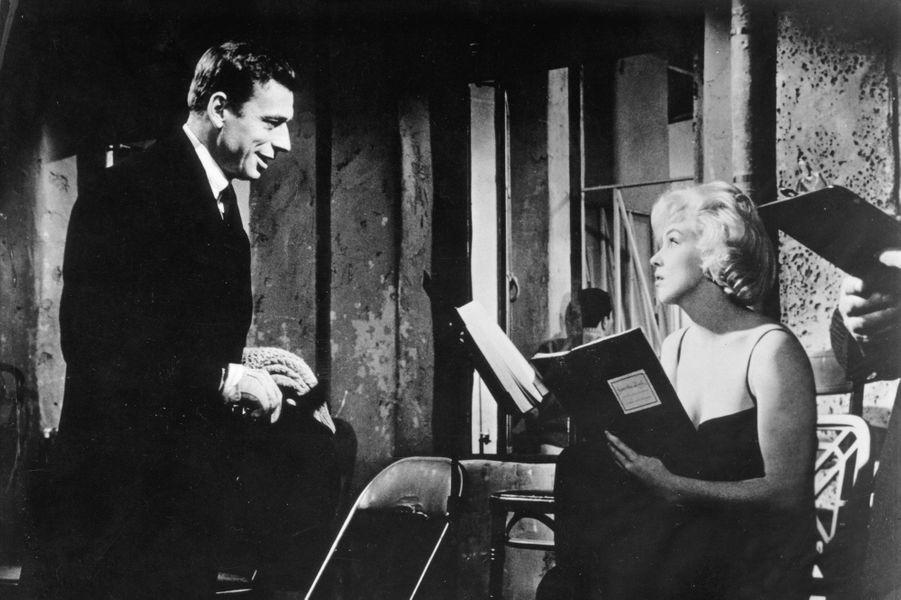 Marilyn Monroe était alors mariée à Arthur Miller