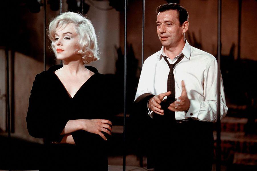 Marilyn Monroe et Yves Montand ne sont pas restés ensemble