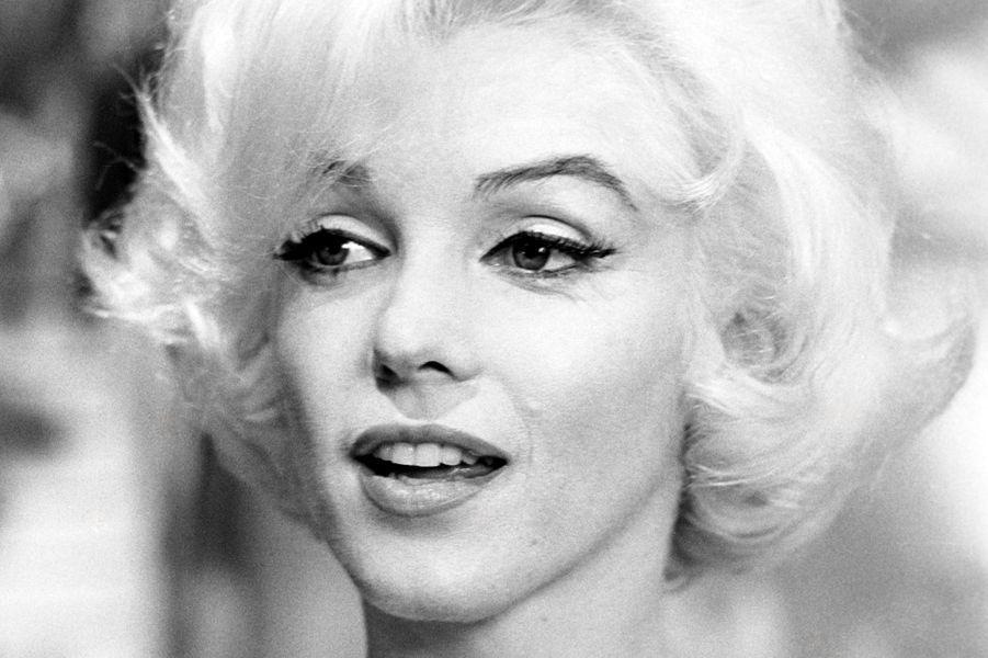 Marilyn Monroe sophistiquée