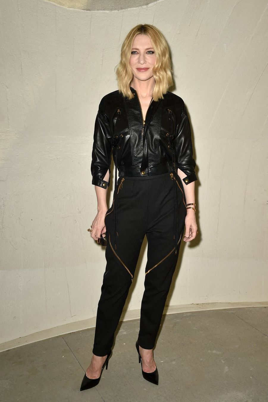 Cate Blanchettau défilé croisière Louis Vuitton à New York le 8 mai 2019