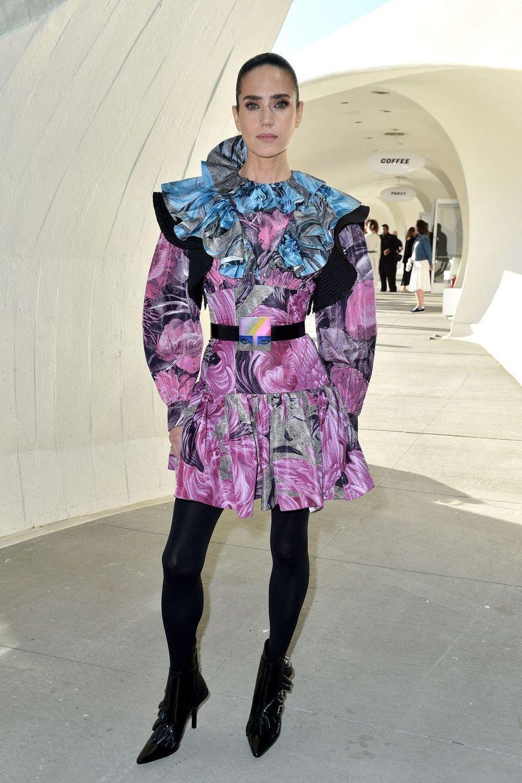Jennifer Connellyau défilé croisière Louis Vuitton à New York le 8 mai 2019
