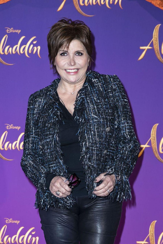 """Liane Folyà la première du film """"Aladdin"""" à Paris, le 8 mai 2019"""