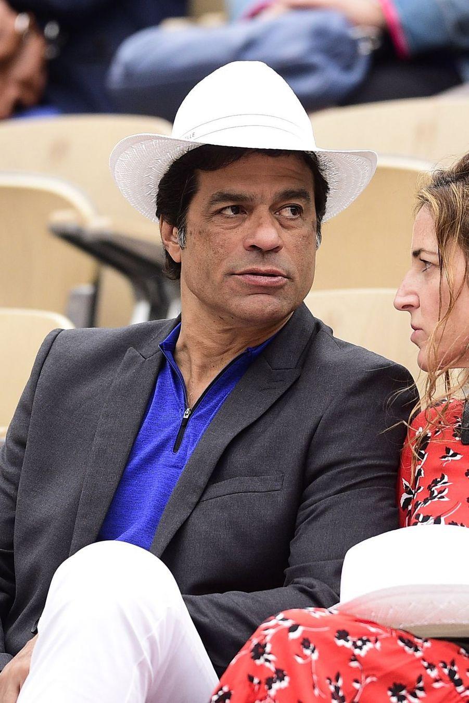 Rai Souza Vieira de Oliveiraà Roland-Garros le 26 mai 2019