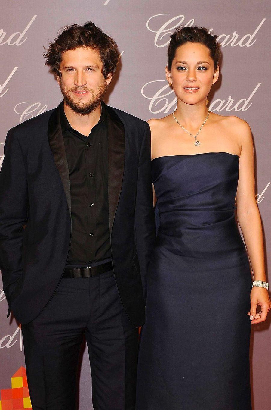 Marion Cotillard et Guillaume Canet en mai 2009