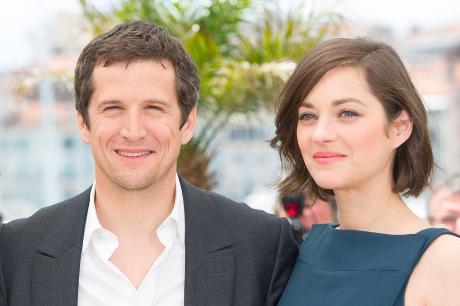 Marion Cotillard et Guillaume Canet en mai 2013