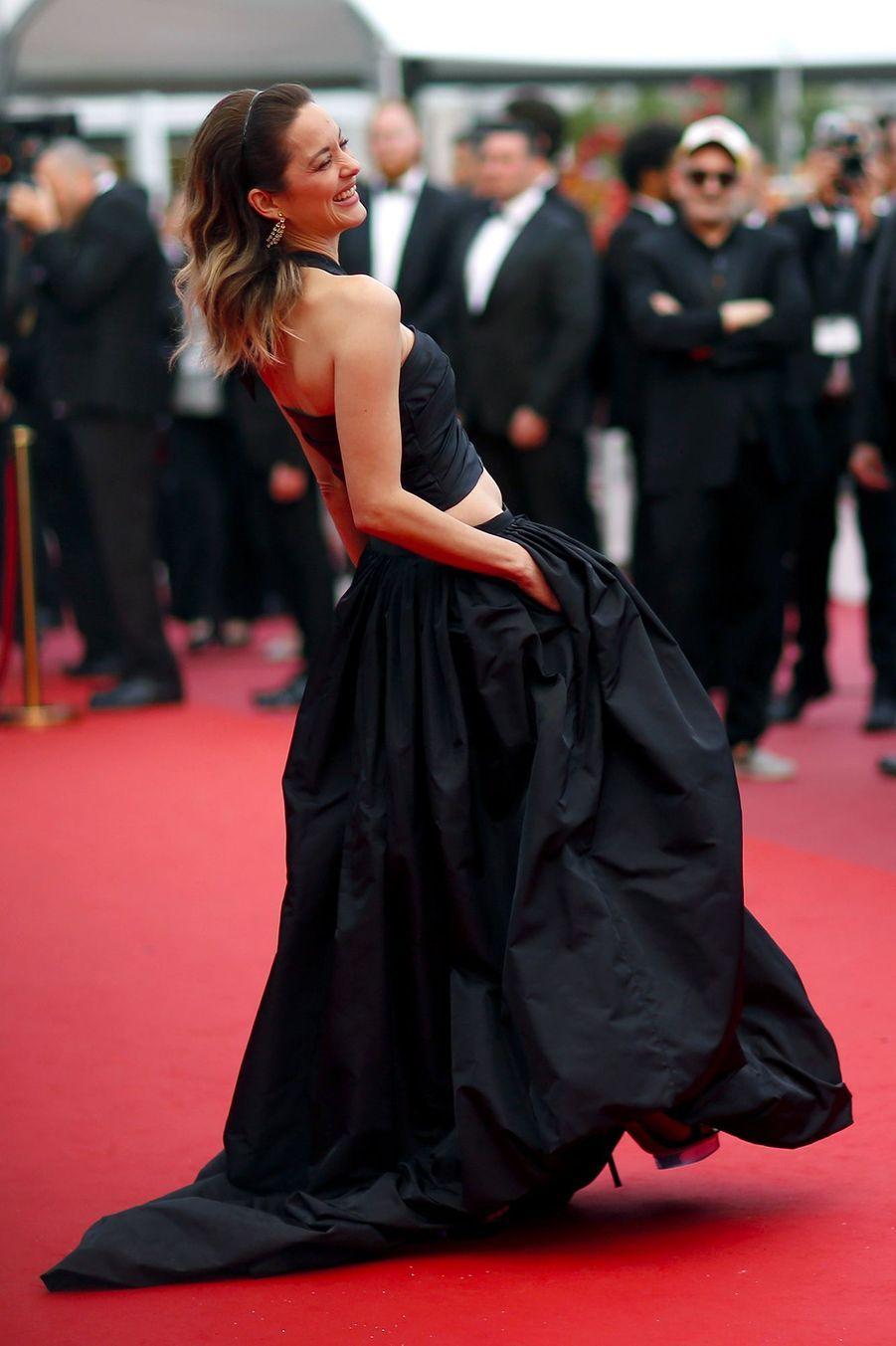 Marion Cotillard, le 20 mai 2019 à Cannes.