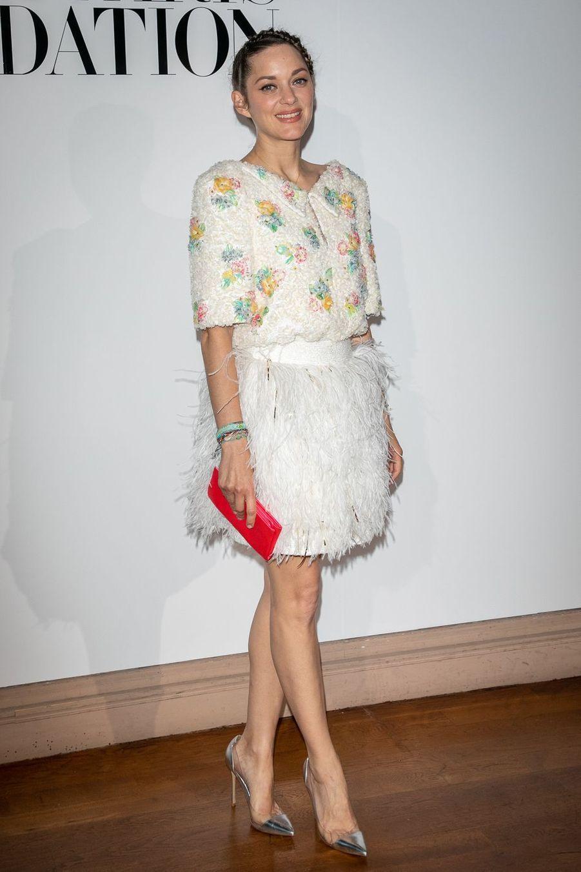 Marion Cotillard à Paris le 2 juillet 2019.