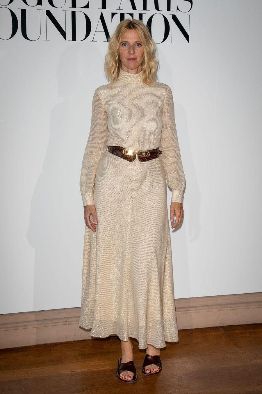 Sandrine Kiberlainà Paris le 2 juillet 2019.