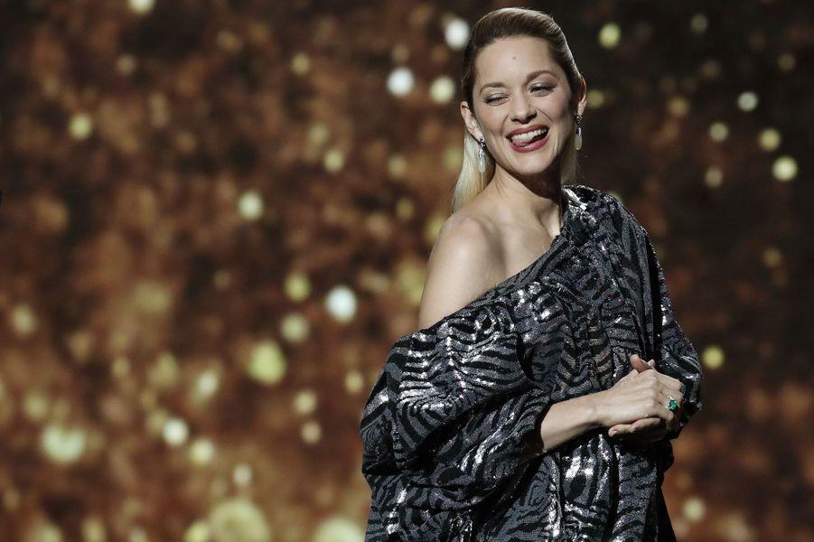 Marion Cotillard, son histoire d'amour avec le festival de Cannes.