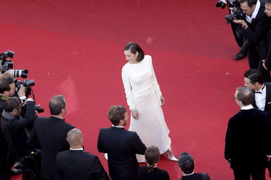 Marion Cotillard en 2013.