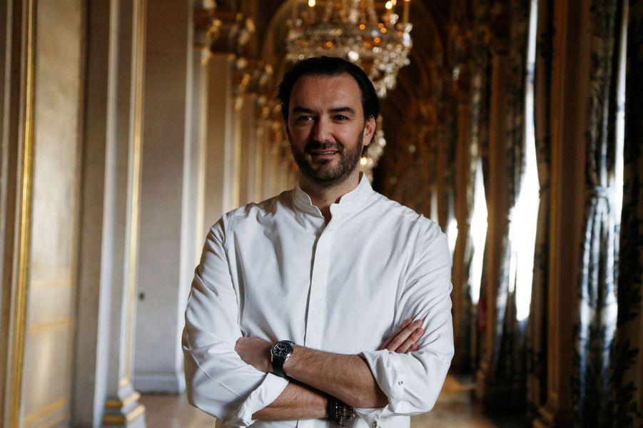 Cyril Lignac: 4,5 millions euros