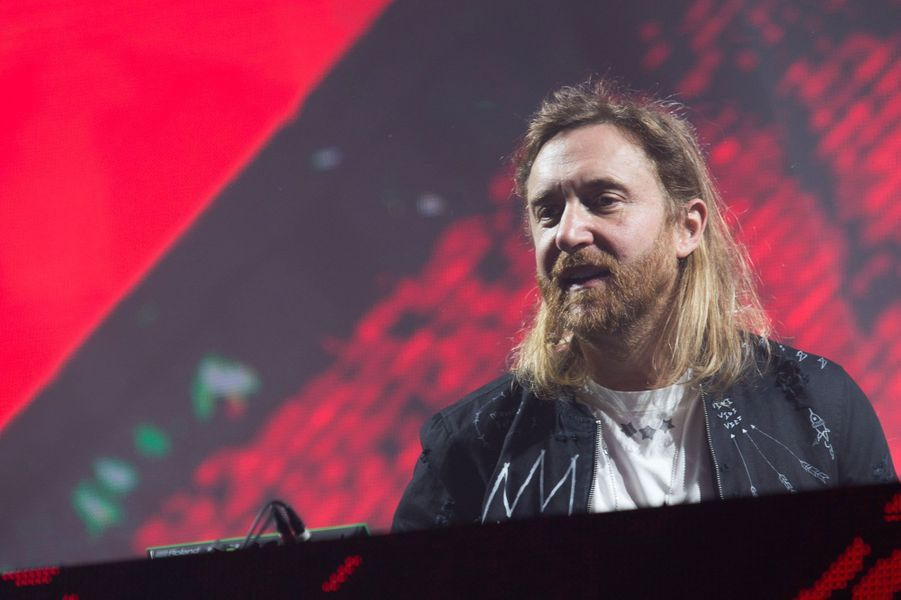 David Guetta: 26millions d'euros