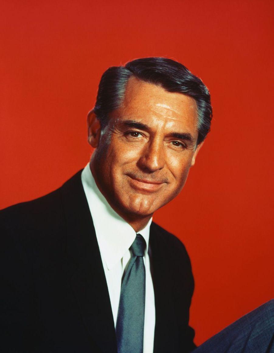 Archibald Alexander Leach alias Cary Grant