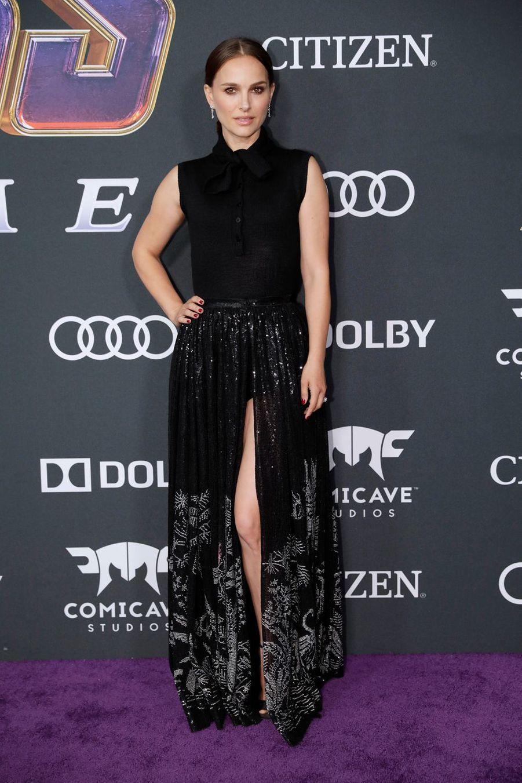 Natalie Hershlag alias Natalie Portman. L'actrice a changé son nom de famille en hommage à sa grand-mère