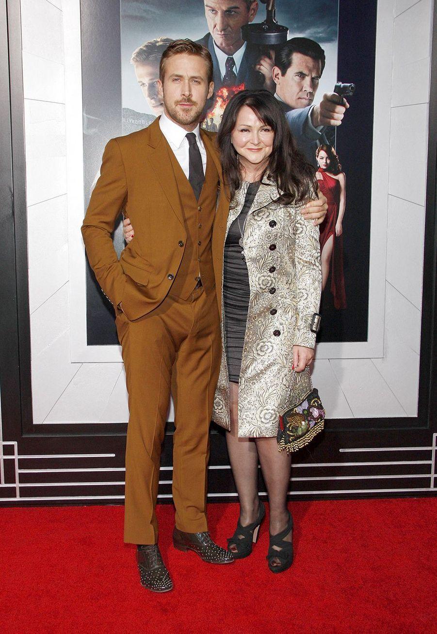 Ryan Gosling et sa mère Donna