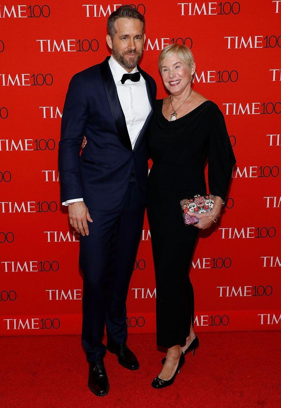 Ryan Reynolds et sa mère Tammy