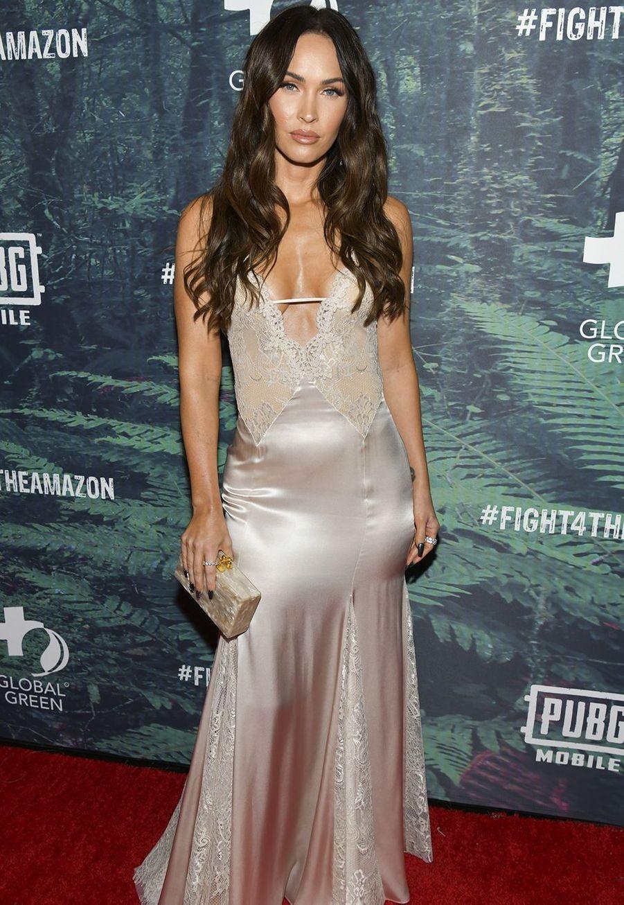 Megan Foxà l'événement#Fight4TheAmazonà Los Angeles le 9 décembre 2019