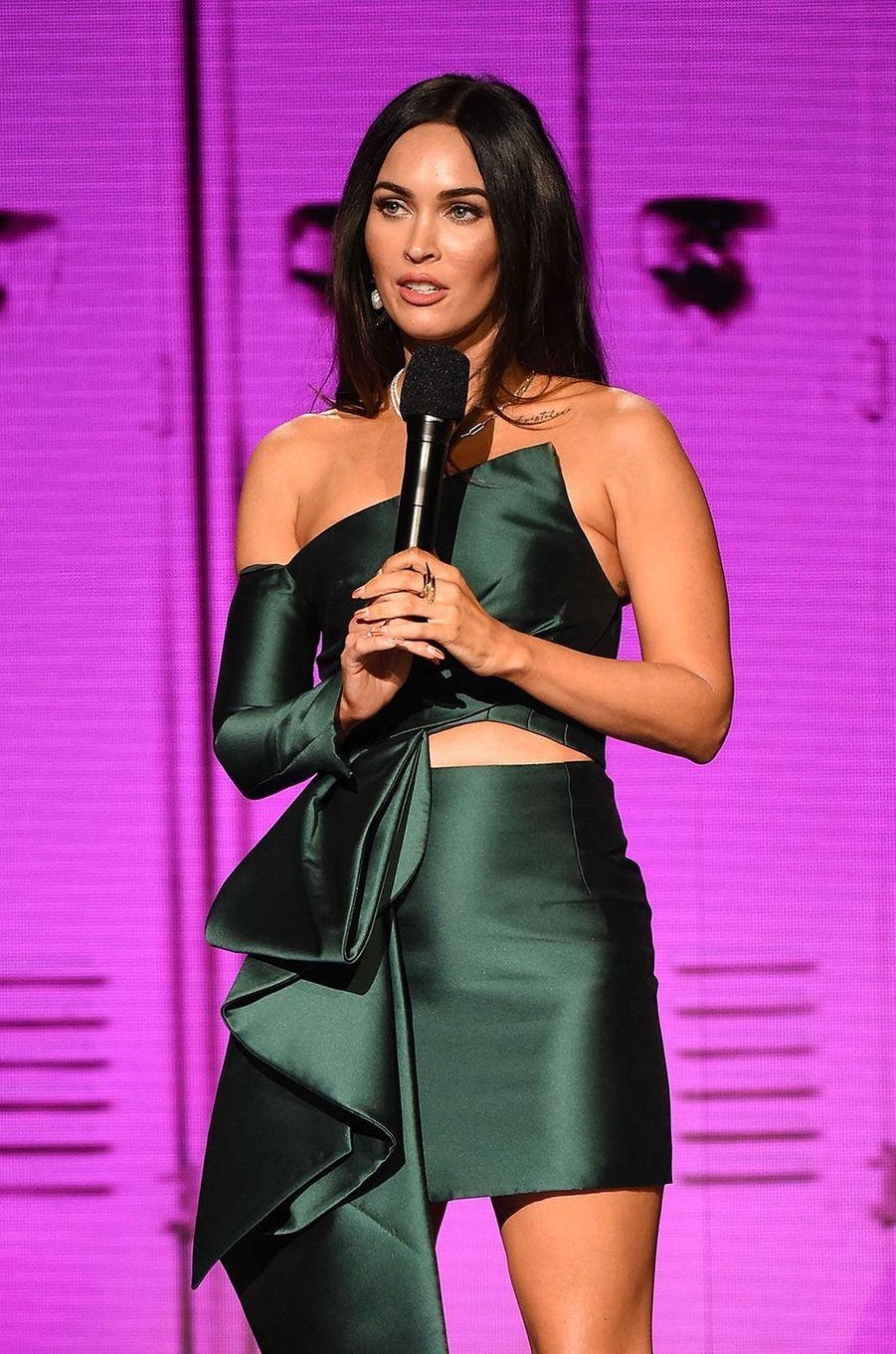 Megan Foxaux American Music Awards à Los Angeles le 22 novembre 2020