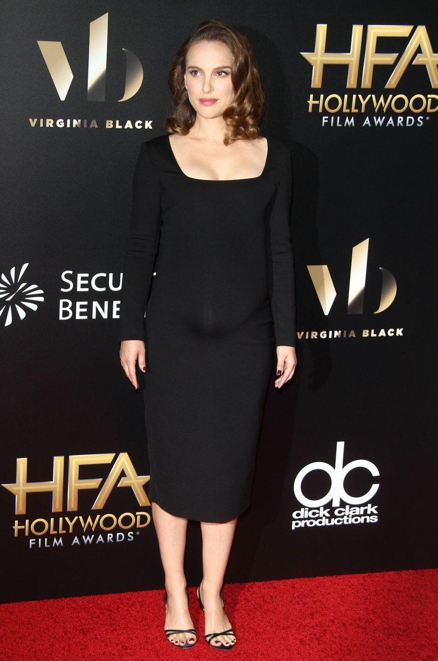"""Natalie Portman, élu meilleure actrice de 2016 aux """"Hollywood Film Awards"""""""