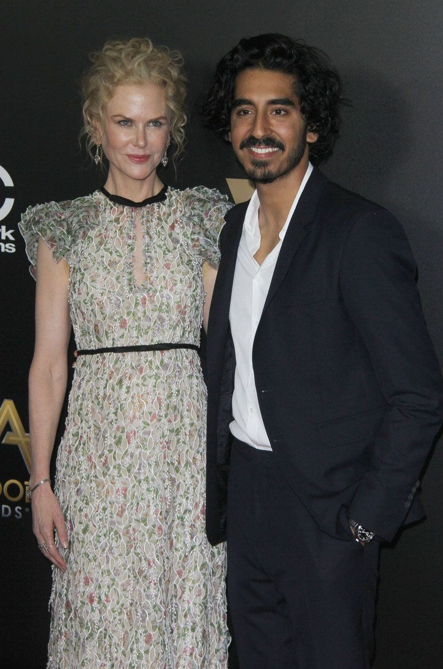Nicole Kidman et Dev Patel