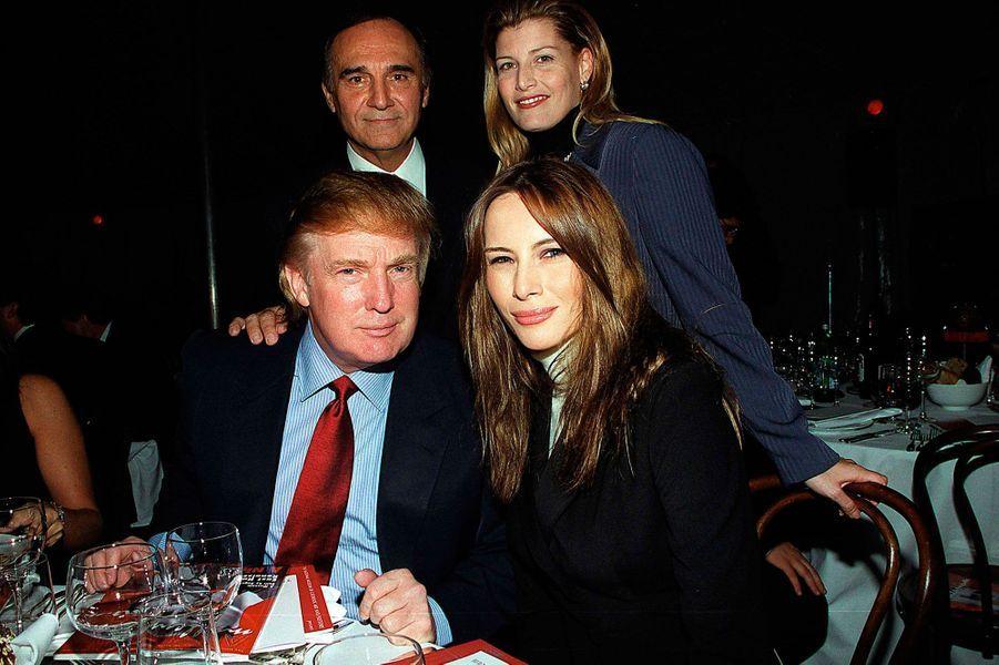 Melania Trump : L'évolution physique de la nouvelle first lady