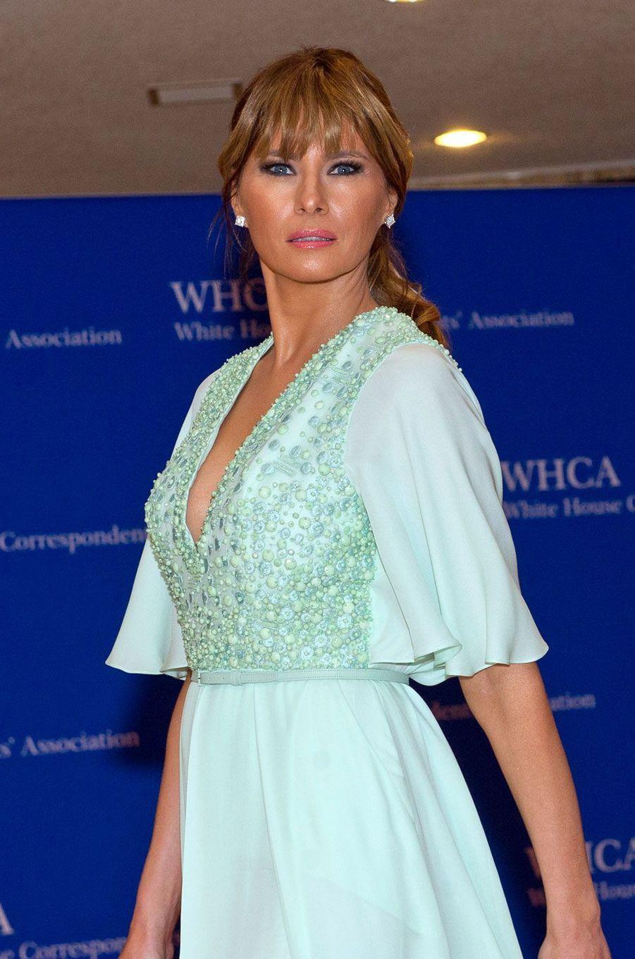 Melania Trump en 2015