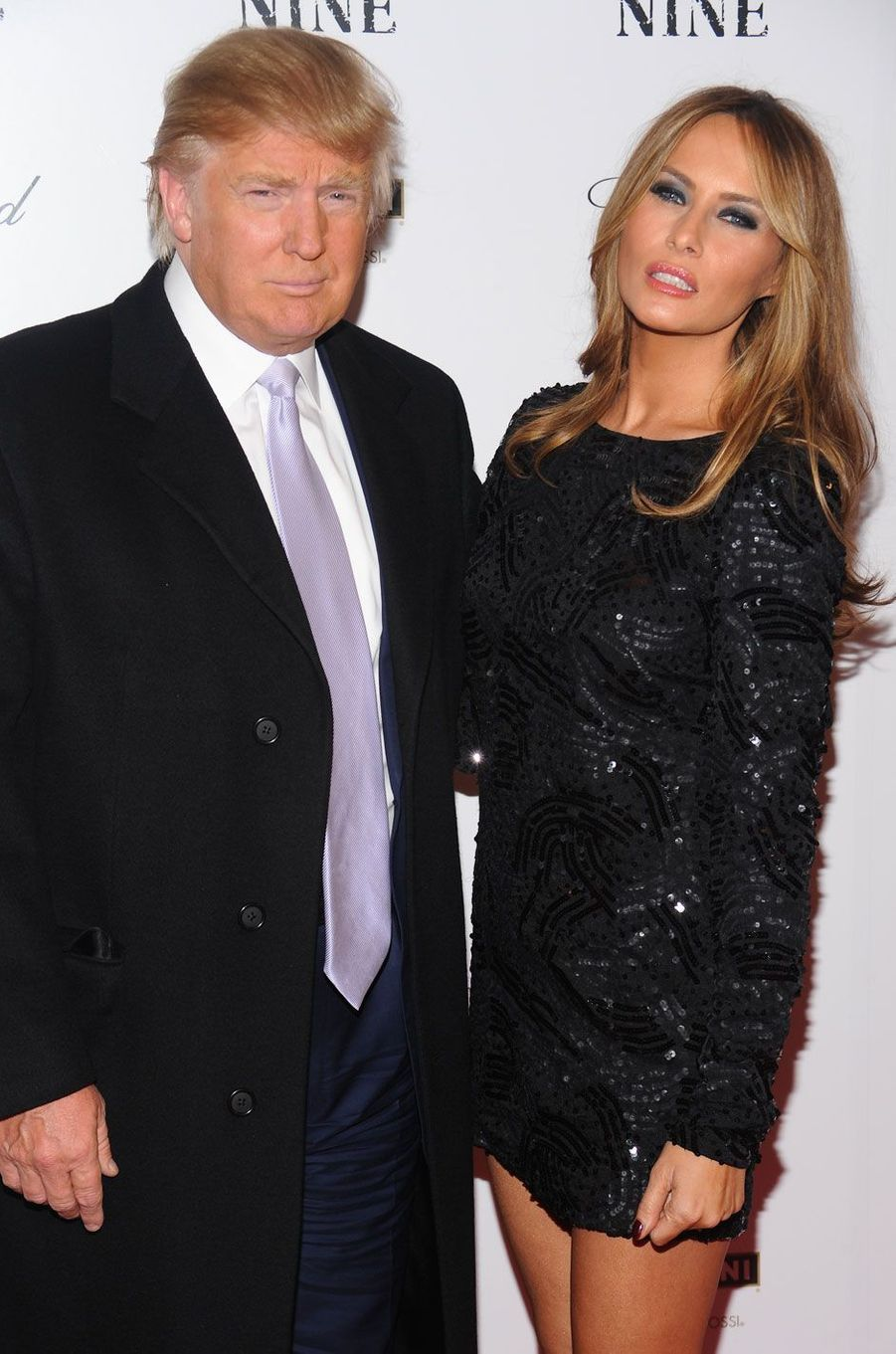 Donald Trump et Melania en 2009