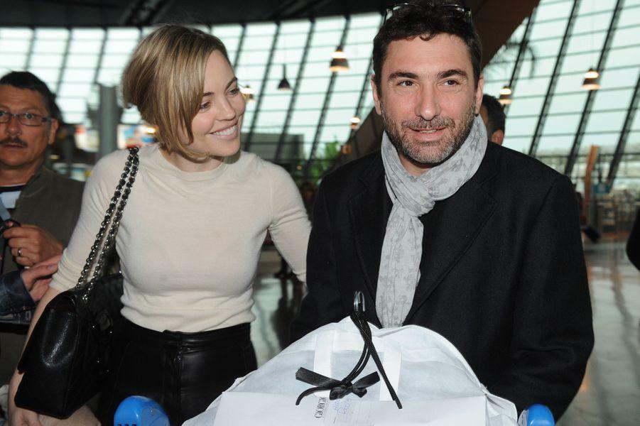 Melissa George et Jean-David Blanc au temps du bonheur.
