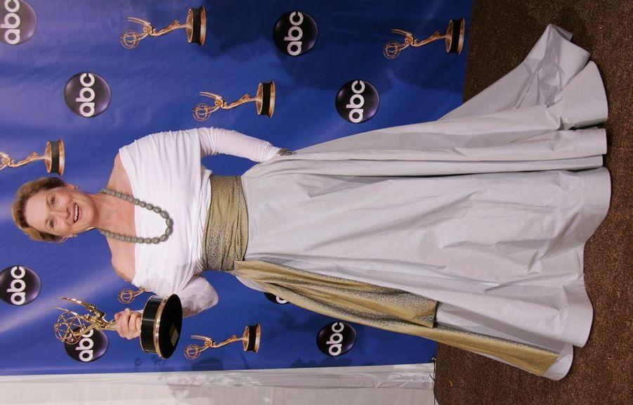 Meryl Streep à Los Angeles, le 19 septembre 2004