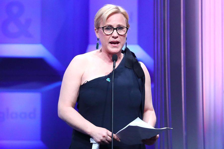 Patricia Arquette:Dans son discours de remerciement pour l'Oscar de la meilleur actrice dans un second rôle en 2015, Patricia Arquette a déclaré : «C'est le moment d'avoir des salaire égaux une fois pour toute, et des droits pour les femmes aux États-Unis».