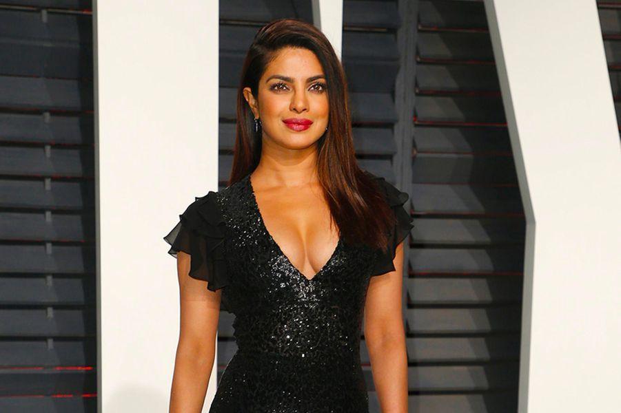 """Priyanka Chopra: «Je n'apprécie pas d'être moins payée que les garçons», a-t-elle déclaré à la """"BBC"""""""