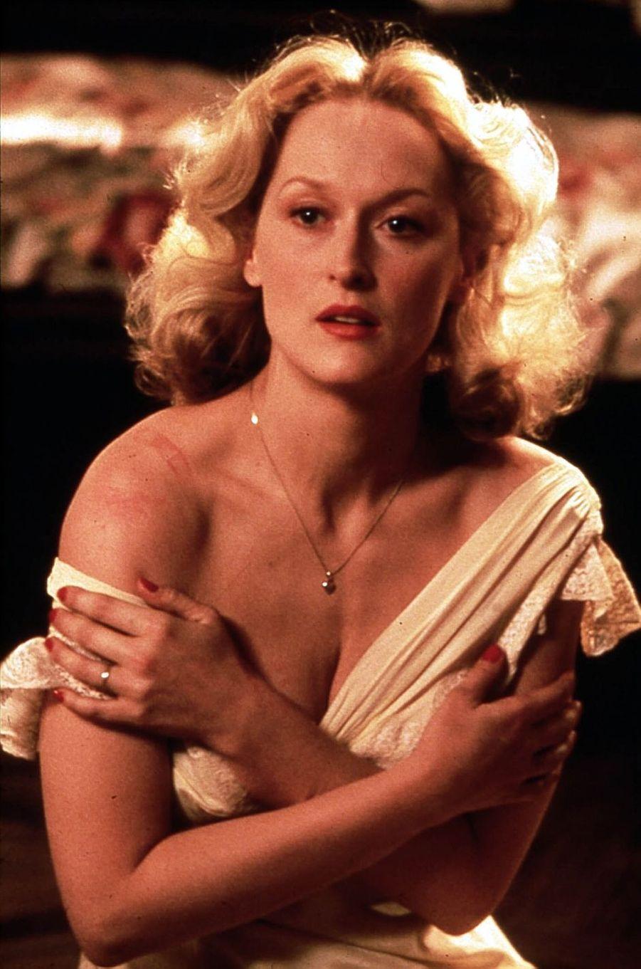 Meryl Streep en 1982.