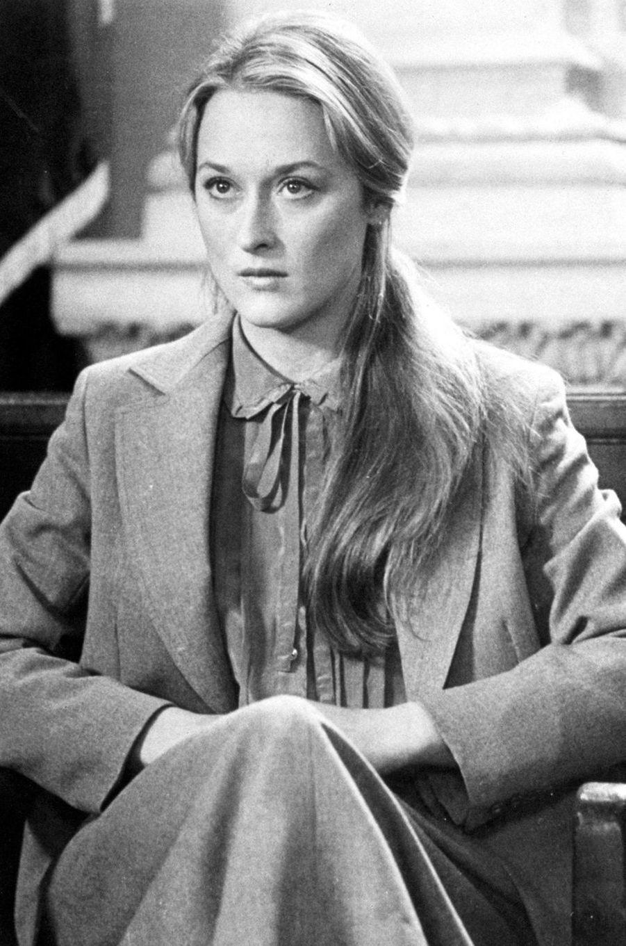 Meryl Streep en 1979.