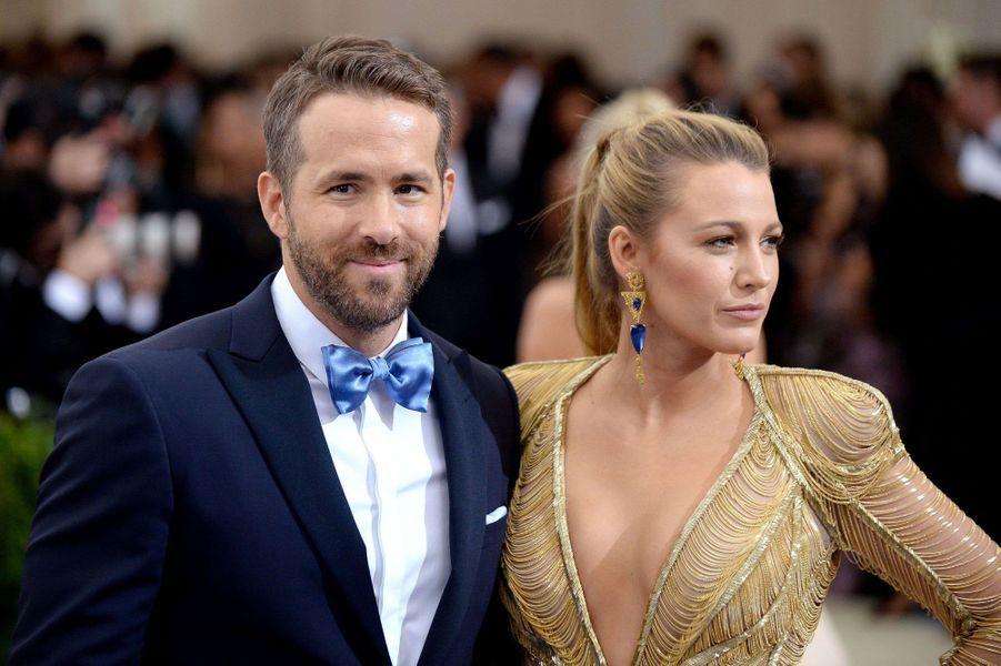 Blake Lively et Ryan Reynolds
