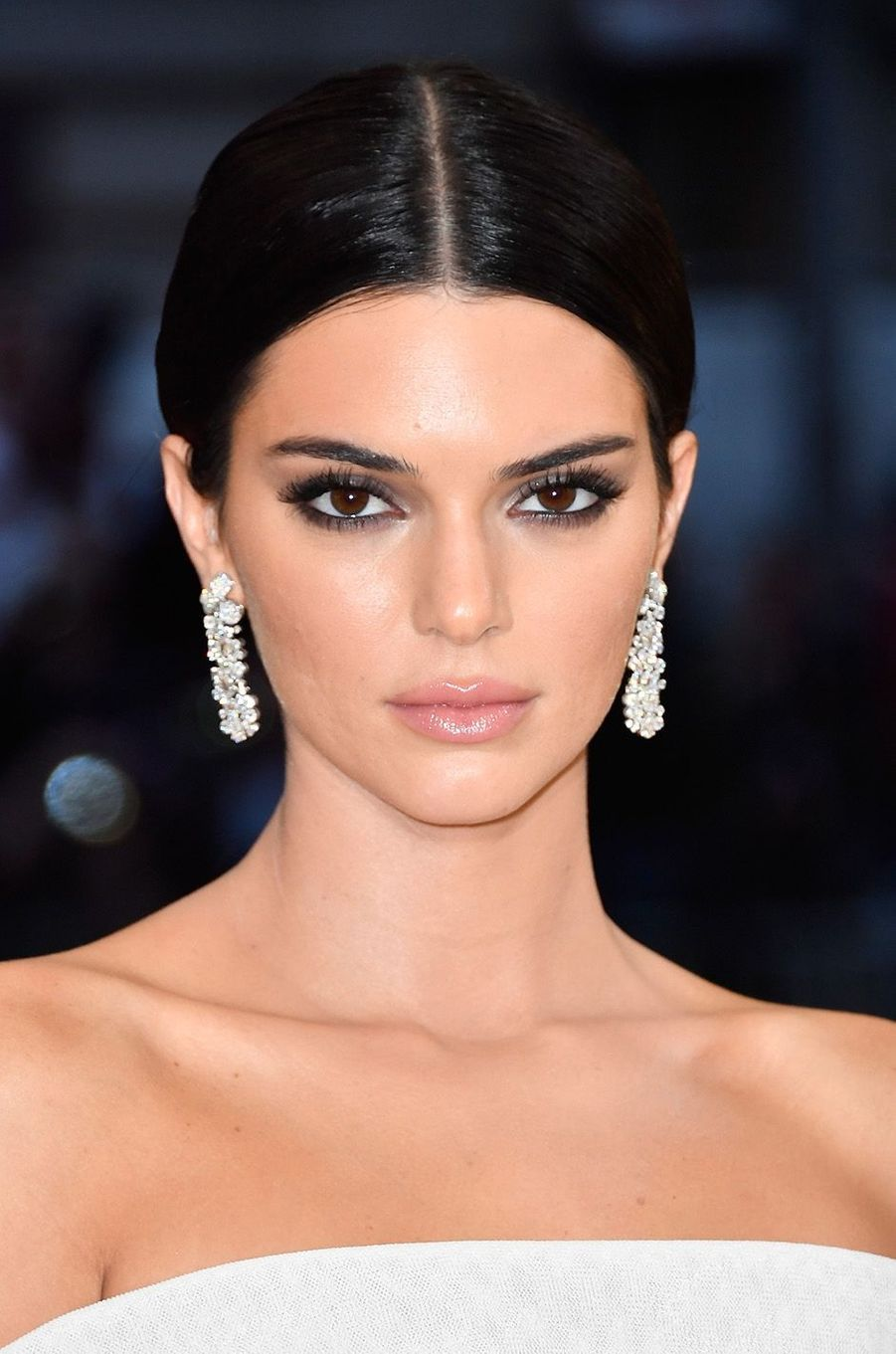 Kendall Jenner au Met Gala à New York, le 7 mai 2018.