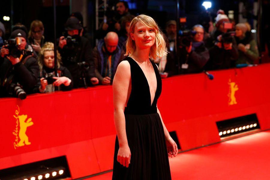 Mia Wasikowska au Festival de Berlin 2018