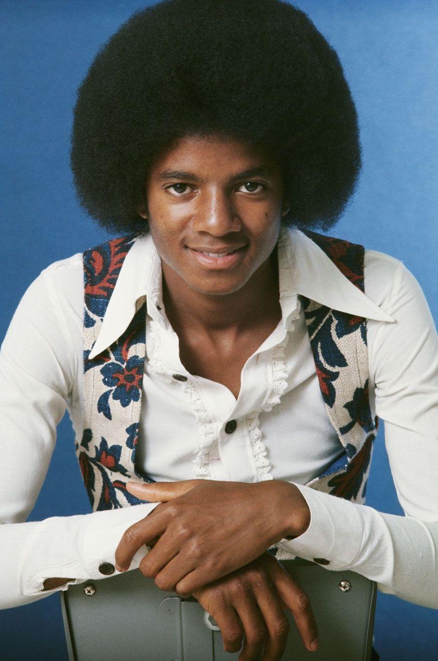 Le roi de la pop en 1978.
