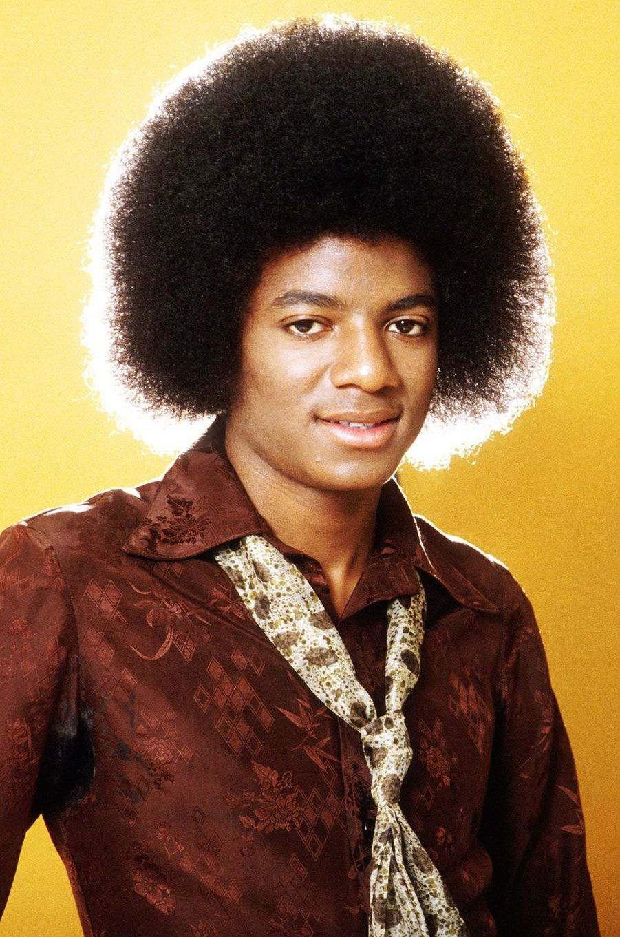 Michael Jackson en 1978.