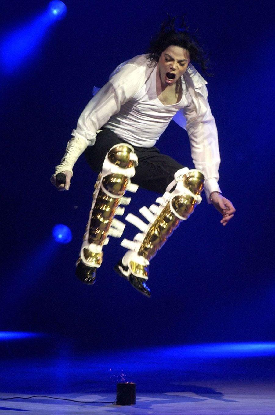 Michael Jackson : 8 ans déjà