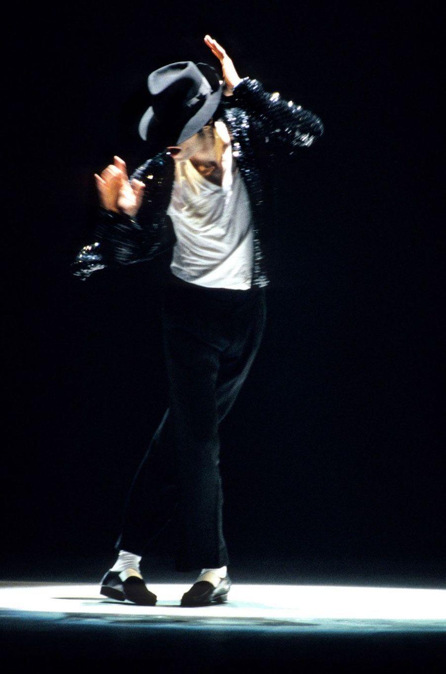 Michael Jackson, 8 ans déjà.