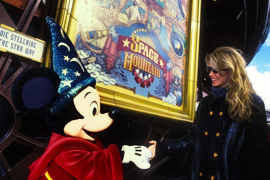 Claudia Schifferet Mickey.