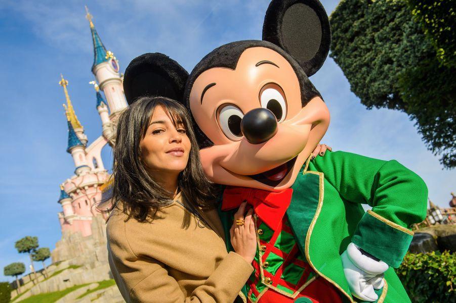 Leïla Bekhtiet Mickey.