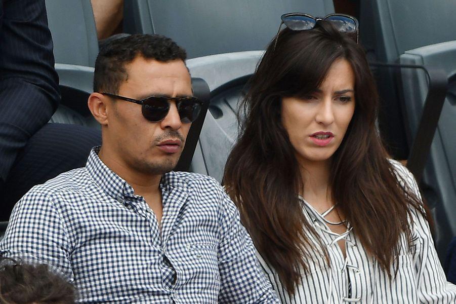Brahim Asloum, à Roland-Garros, samedi 2 juin