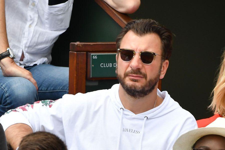 Michaël Younà Roland-Garros, samedi 2 juin
