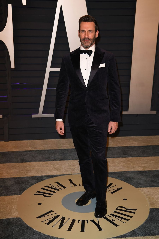 Jon Hammà l'after-party des Oscars à Los Angeles le 24 février 2019