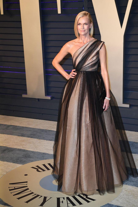 Sarah Murdochà l'after-party des Oscars à Los Angeles le 24 février 2019
